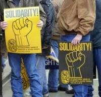 Union Workers in Indianapolis