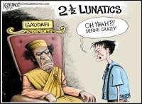 2 1/2 Lunatics - A. F. Branco
